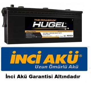 Hugel Akü Fiyatları - 150 Amper Hugel Akü - ( İnci Akü Üretimi )