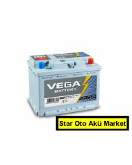 60 Amper Vega Akü