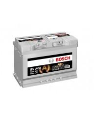 105 Amper Start Stop Bosch Akü - AGM