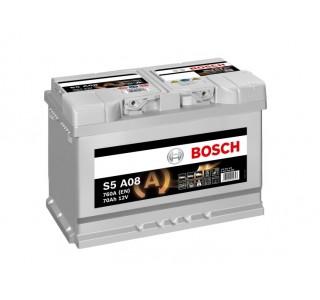 Start Stop Akü Fiyatları - 80 Amper Start Stop Bosch Akü - AGM